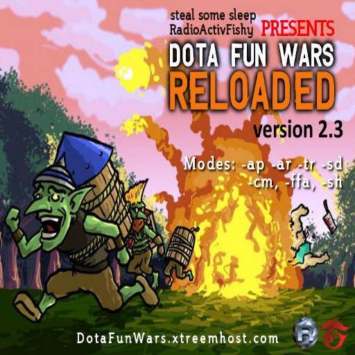 Dota Fun Wars RELOADED 2.4 - Warcraft 3: Custom Map avatar