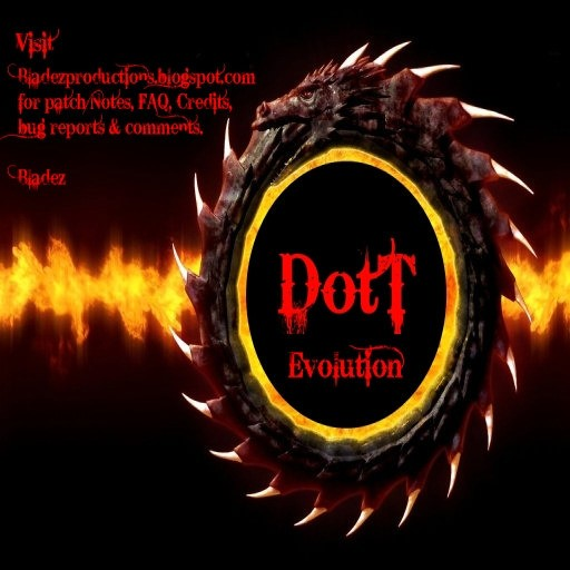 DotT Evolution v3.5 - Warcraft 3: Custom Map avatar