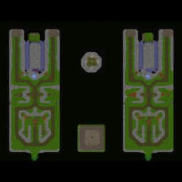 Enfo CE v3.52 BETA 11 - Warcraft 3: Mini map