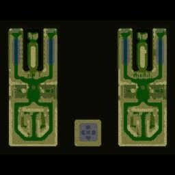 Enfo DeathMetal 1.03b - Warcraft 3: Mini map