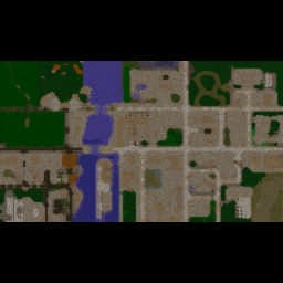 GTA 4 End Vision - Warcraft 3: Mini map
