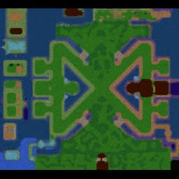 Horde vs Alliance X3 v3.43 970f - Warcraft 3: Custom Map avatar