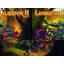 League II Warcraft 3: Map image