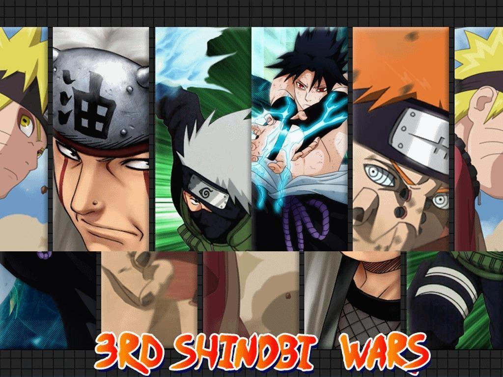 Naruto: 3rd Shinobi Wars 2.41b - Warcraft 3: Custom Map avatar