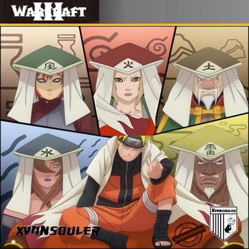 Naruto Wars Of Ninja Nations - Warcraft 3: Custom Map avatar