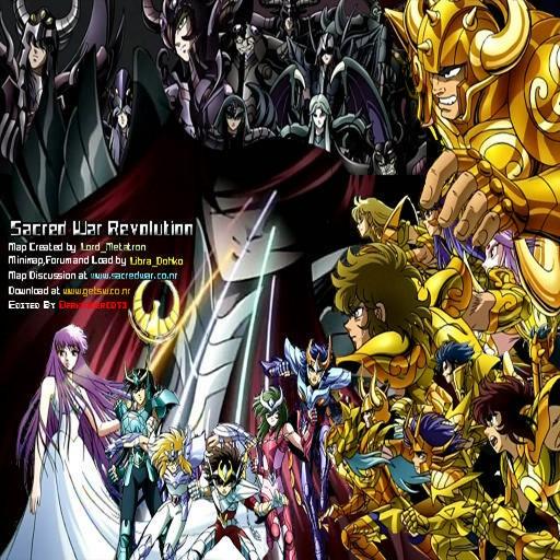 Sacred War Revolution 5.XD - Warcraft 3: Custom Map avatar