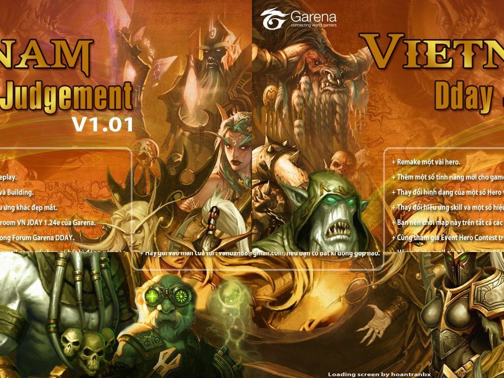 Viet Nam DDay Judgement : v1.01 - Warcraft 3: Custom Map avatar