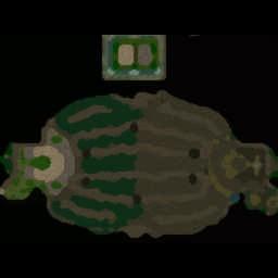 Viet Nam DDay Judgement : v1.01 - Warcraft 3: Mini map