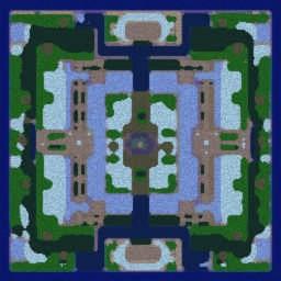 WarkingUltimatev8.9.2 - Warcraft 3: Mini map