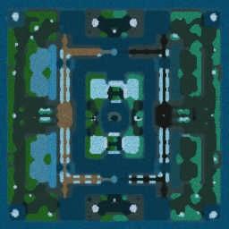 WarkingUltimatev9.2.3 - Warcraft 3: Mini map