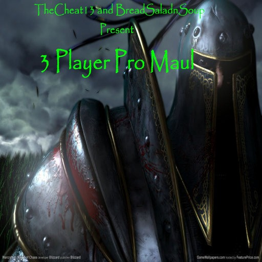 2 Player Pro Maul 2.3 - Warcraft 3: Custom Map avatar