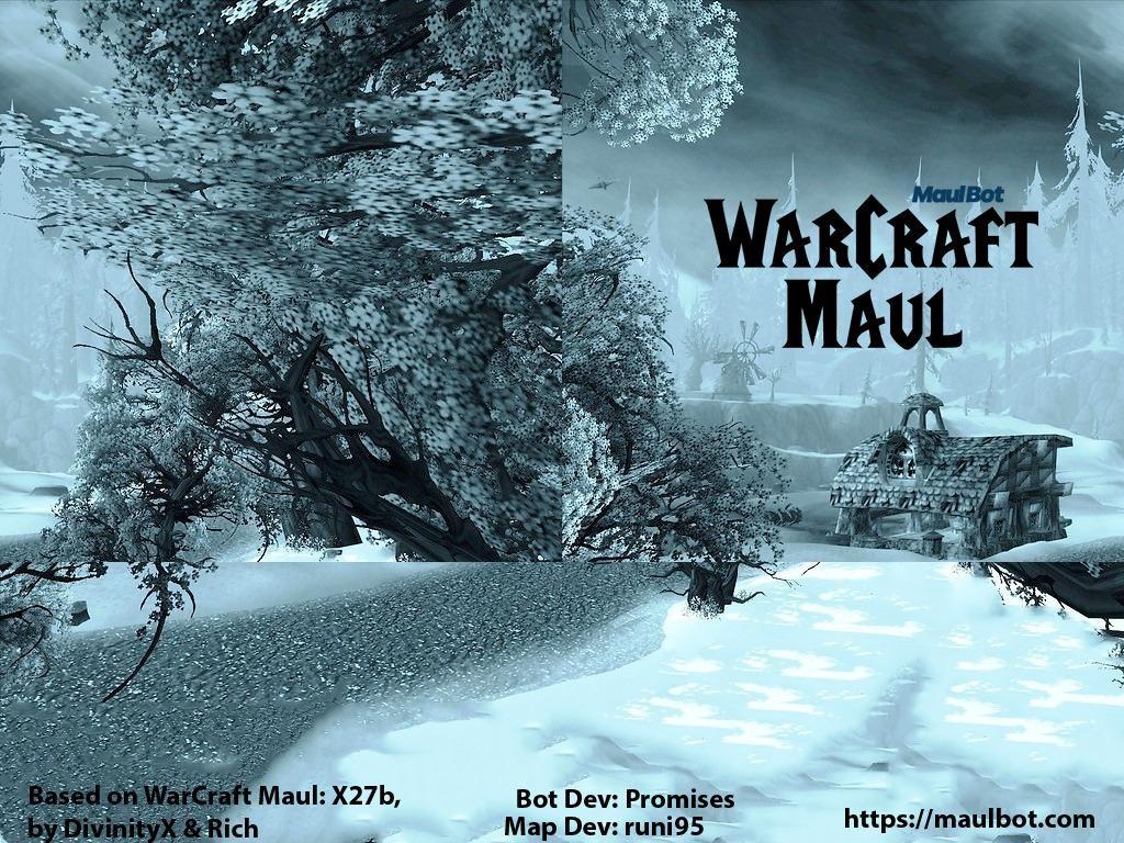 WarCraft Maul: BotMod v4.0.7 - Warcraft 3: Custom Map avatar