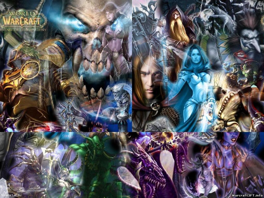 Footman Frenzy LVL10000 v5.0 Liver - Warcraft 3: Custom Map avatar