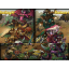 Footmen Onslaught Warcraft 3: Map image