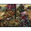 Footmen Onslaught Warcraft 3: Map image
