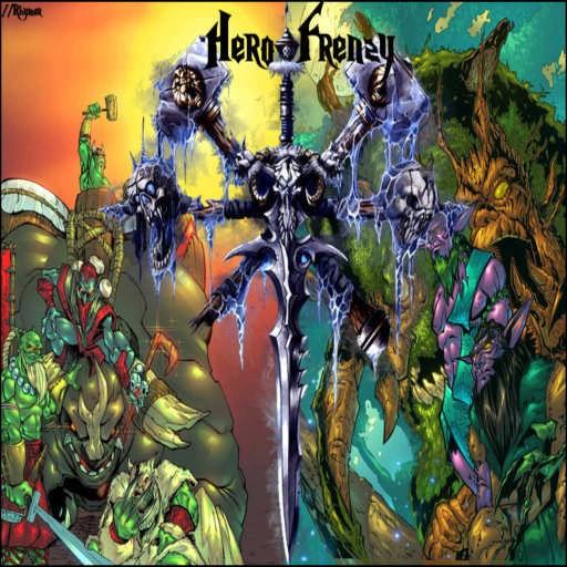 Hero Frenzy v0.771A - Warcraft 3: Custom Map avatar