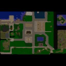 越狱大作战 1.6正式版 - Warcraft 3: Mini map