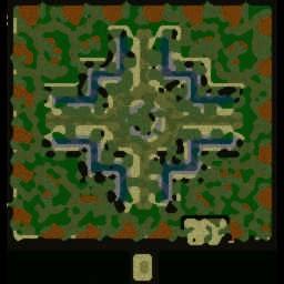 (7) Mortal Kombat Final Big - Warcraft 3: Mini map