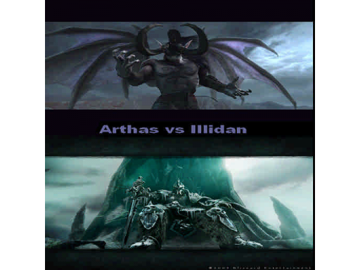 Download Map Arthas Vs Illidan Other 1 Different Versions