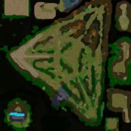 ASLKDIOASNIOAMSDDFA - Warcraft 3: Mini map