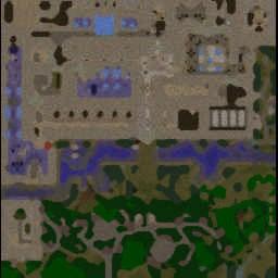 Castlevania 6.7FRequiem - Warcraft 3: Mini map