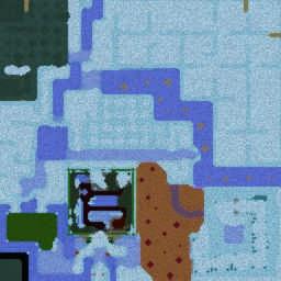 Digimon World (Version 3) - Warcraft 3: Mini map