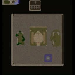 Догонялки v0.80 - Warcraft 3: Mini map