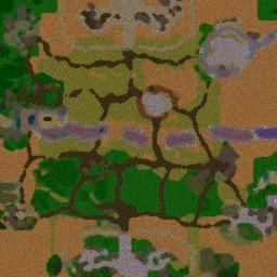 Dynasty Wars( Demo ) - Warcraft 3: Custom Map avatar