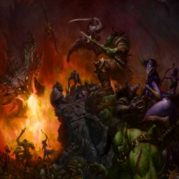 Epic war 1 v4.0 - Warcraft 3: Mini map