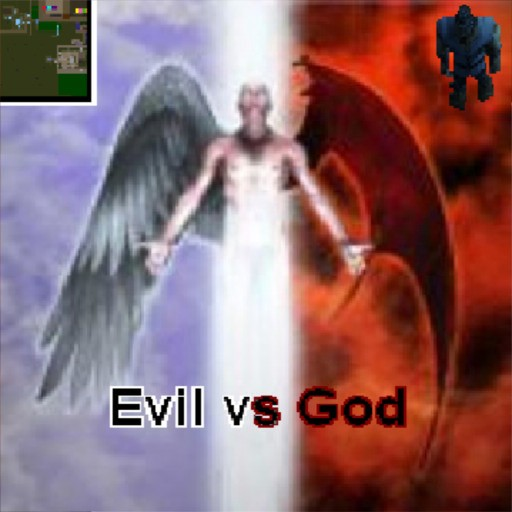 Download map Evil vs God - Other | 3 different versions available