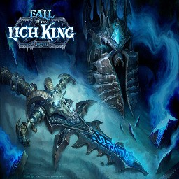 Fall of the Lich King Test 2 - Warcraft 3: Mini map