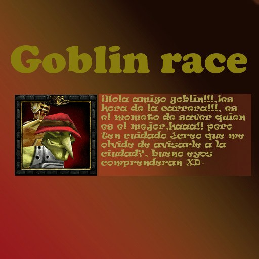 Goblin race - Warcraft 3: Custom Map avatar