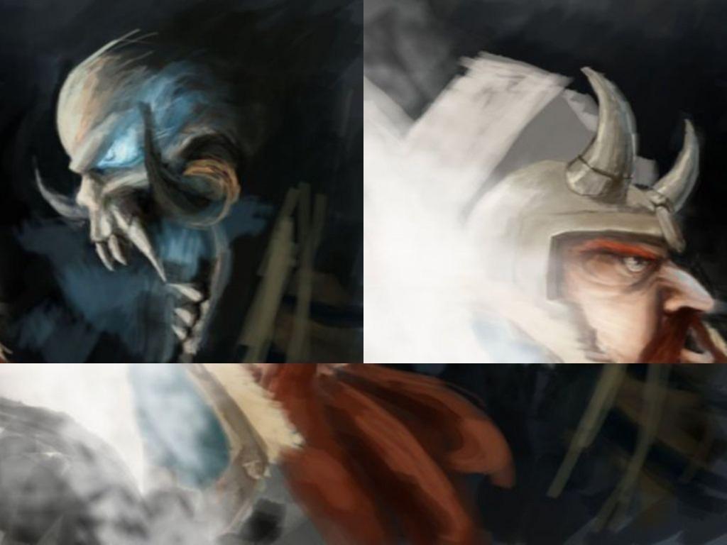 """Lipo""вая ""Gluk""омания 13 - Warcraft 3: Custom Map avatar"