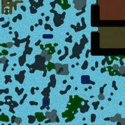 Minecraft V1.3.0 NAVIDAD - Warcraft 3: Mini map