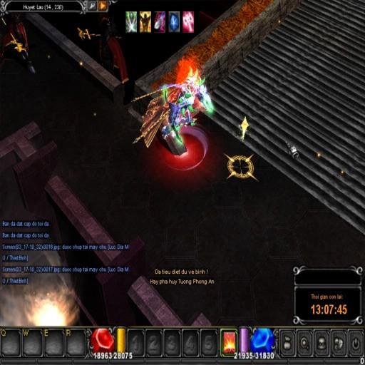 MU TRUYEN KY SEASON 7.5 - Warcraft 3: Custom Map avatar