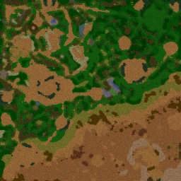 Necris [0.84j] fix by SF - Warcraft 3: Mini map