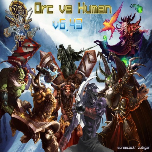 Download Map Orc Vs Human Other 9 Different Versions