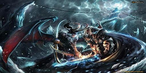 Пламя и Лёд 29 - Warcraft 3: Custom Map avatar