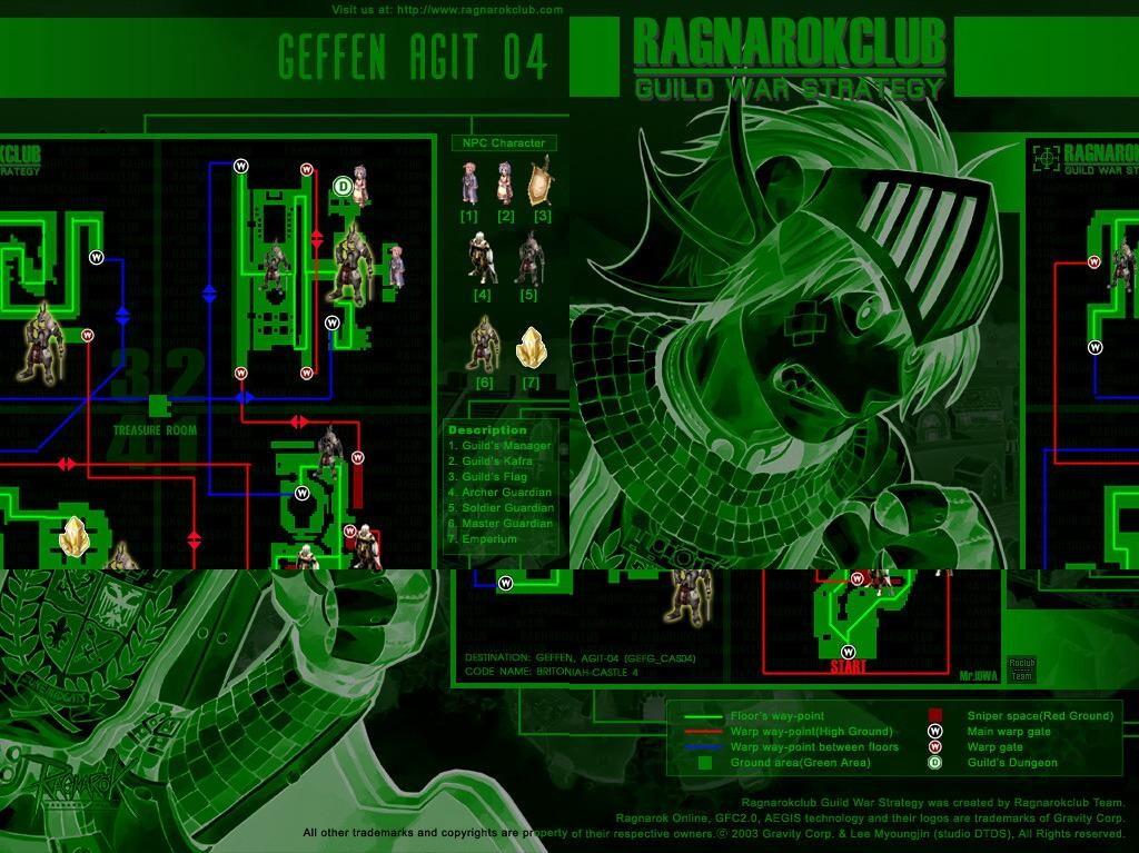 Ragnarok Woe v1.07c - Warcraft 3: Custom Map avatar