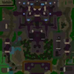 SAO - War of 100th Floor v1.7c - Warcraft 3: Mini map