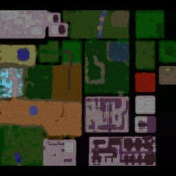 Vengeance 3.26e2 - Warcraft 3: Mini map