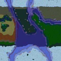 War of Civilizations V1.62 - Warcraft 3: Mini map