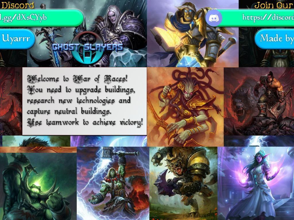 War of Races v0.66a - Warcraft 3: Custom Map avatar