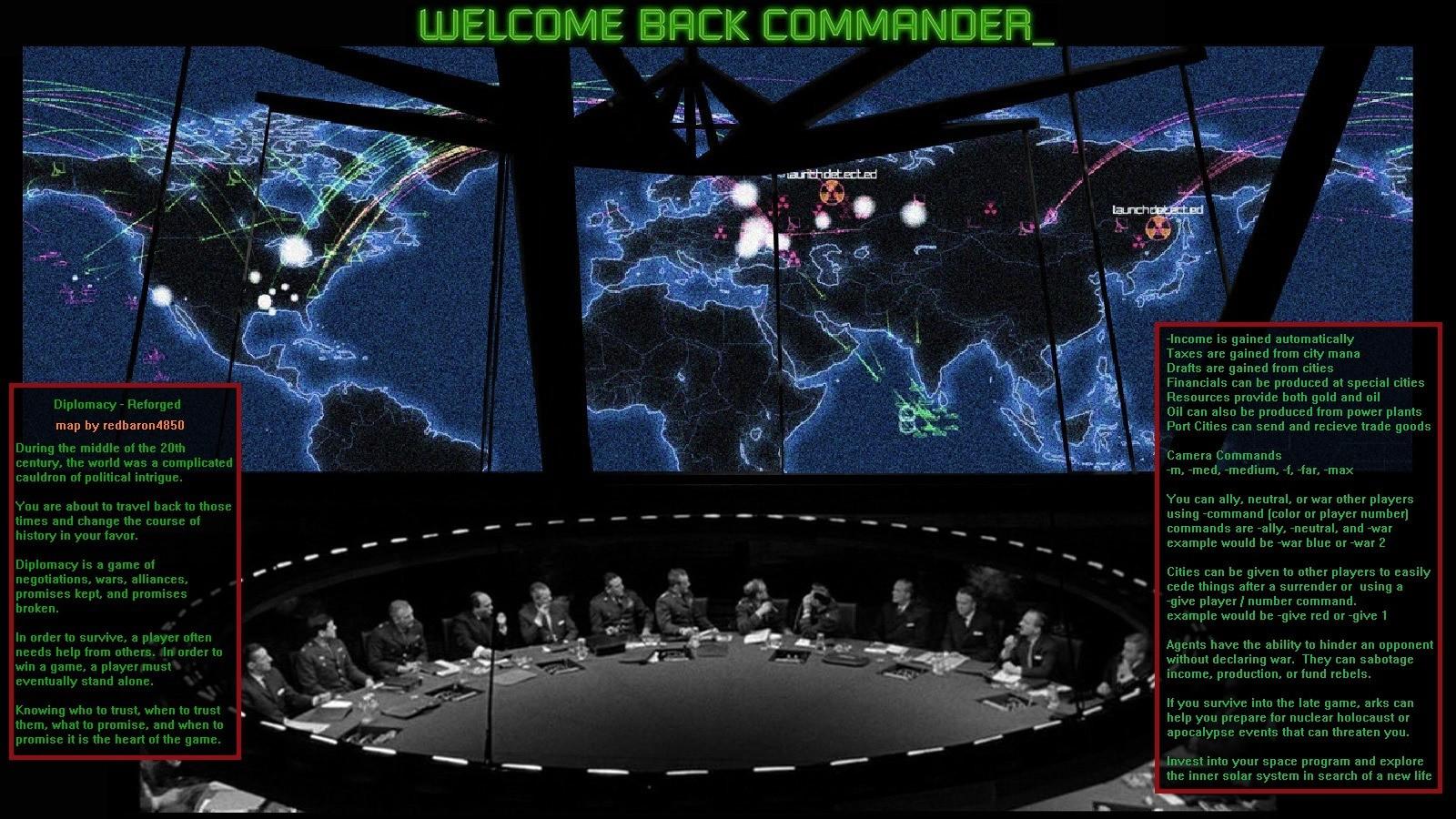 WW3 Diplomacy - Reforged v2.8 - Warcraft 3: Custom Map avatar