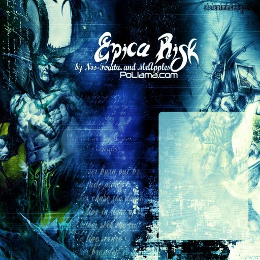 Epica Risk 2.2 - Warcraft 3: Custom Map avatar