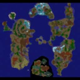 World of Warcraft RISK v2.97c - Warcraft 3: Custom Map avatar