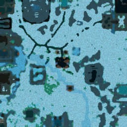 COT RPG 2:  Plains of Medea v3.1.1 - Warcraft 3: Mini map