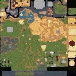 DBZ Tribute LuNaTic V56b - Warcraft 3: Custom Map avatar