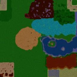 Demonic RPG Beta v1.4 - Warcraft 3: Mini map