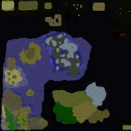 LegendaryTamersRPG v1.2g - Warcraft 3: Mini map